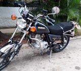 Vendo Suzuki GN 125 !Original! no karpazuki