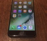 iphone 6splus de 16GB gris espacial en excelente estado