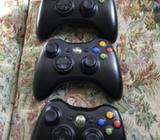 mandos originales de xbox 360 inalambricos