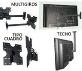 **SOPORTE DE TV(LED,LCD,PLASMA)y OTROS CON MONTAJE GRATIS EL MISMO DIA 56236171*
