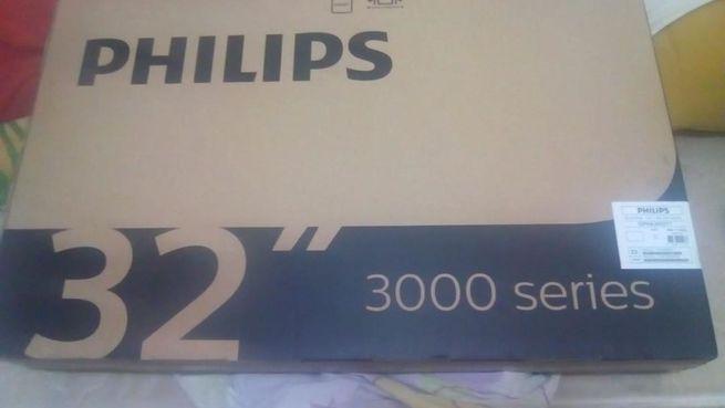 Vendo tv hd Philips 32 pulgadas