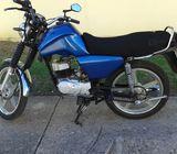 Vendo mi Suzuki AX100 nueva