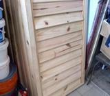 vendo ventanas miami de madera medidas 120 x 70 NUEVAS 7260 2880