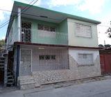 2 casas 1 propiedad Holguín