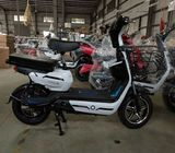Mini motocicleta eléctrica Coco Electric de dos plazas Coco eléctrico Ebike NUEVO