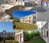 DAYMON CESPED MONTAJES jardines GARANTIA PROFESIONAL 5474 0905