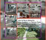 Se alquila casa en la playa de Guanabo, La Habana, Cuba**77963664