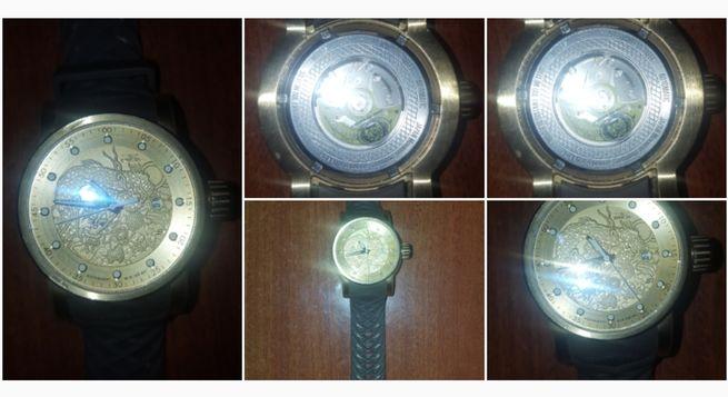 Vendo Reloj Invicta Jacussa en Santiago de Cuba
