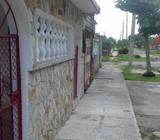Se alquila casa de 2 cuartos en Guanabo para cubanos por TIEMPO INDEFINIDO a 250