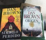 Libros en Papel Stephen King,Pablo Coelho,Dan Brown,Bestseller! 58488425