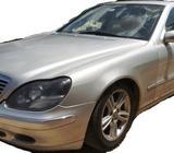 MERCEDES BENZ-S320 DEL 2000 GASOLINA AUTOMATICO Muy Bonito 52641353