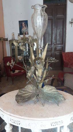 Se vende Epergne (florero) antiguo