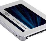 Oportunidad DISCO SSD 2.5 CRUCIAL MX500 2TB NUEVO!!! Tel:5350-87-16