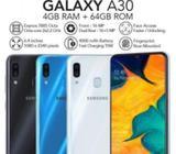 52530400 Samsung Galaxy A30 Newsss En Caja Varios Colores 4G OK!!!