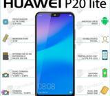 52530400 Huawei P20 Lite Sellados En Sus Cajas Con Garantía y Transporte OK