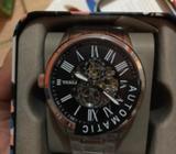 Reloj de hombre fossil automático nuevo
