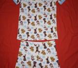 Conjunto de pullover+short HyM de niño. 538`502+91 / 787+85-309 ORIGINAL