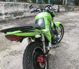Vendo moto electrica de uso pero en perfectas condiciones con lithiun de 72v 32a