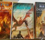 Sagas,Colecciones,Bestsellers en PAPEL! Cualquier libro lo tenemos 58488425