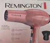 Secadora de pelo Remington 3 velocidades+2calor