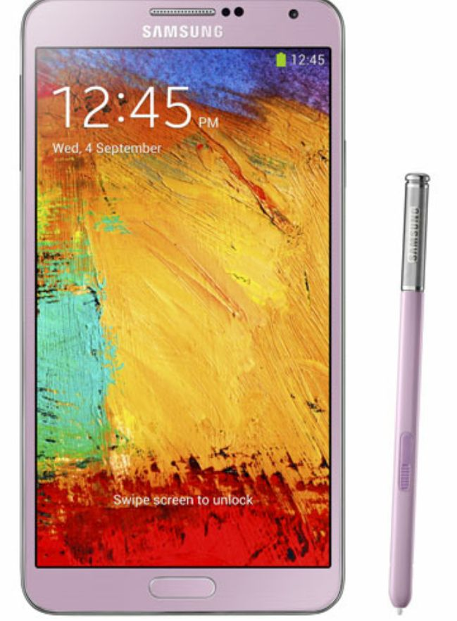 Vendo samsubg galaxy note 3