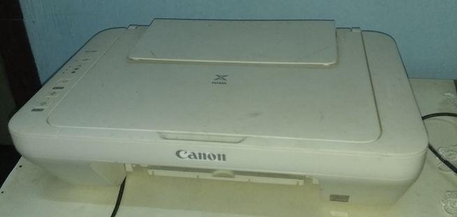 vendo impresora-scaner-fotocopiadora Canon nueva sin cartuchos