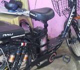 bicicleta electrica.