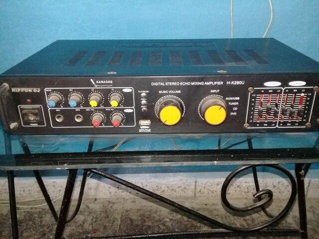Se vende amplificador