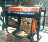 Planta Electrica de Diesel de 13 kW