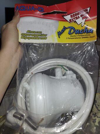 Ducha eléctrica AQUA-Q 110 VOLT
